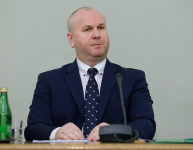 """Paweł Wojtunik zeznawał przed komisją śledczą ds. VAT. """"Nie widzę..."""