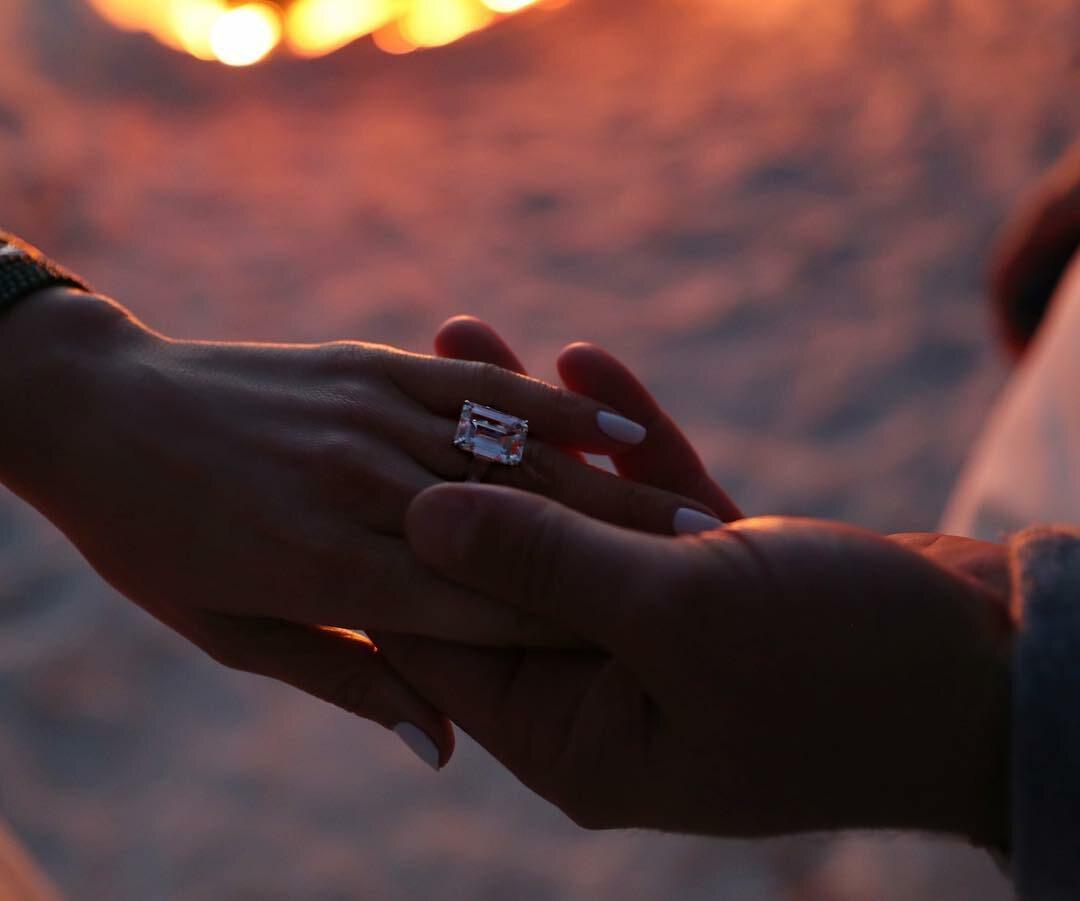 Jennifer Lopez i Alex Rodriguez zaręczyli się na Bahamach