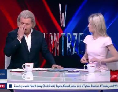 """Jarosław Jakimowicz płacze na wizji. """"Tydzień temu zostałem posądzony o..."""