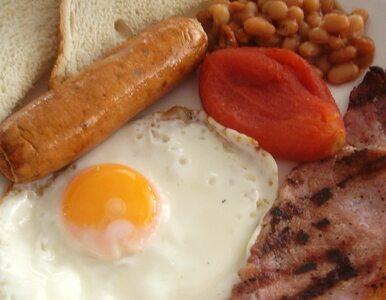 Chcesz schudnąć? Zjedz duże śniadanie