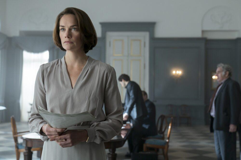 """Kadr z filmu """"Oslo"""""""