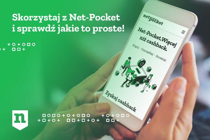 Net-Pocket , zdjęcie ilustracyjne