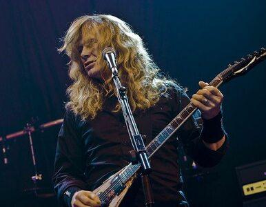 Lider Megadeth: nie wyrzuciłem Jasona Newsteda
