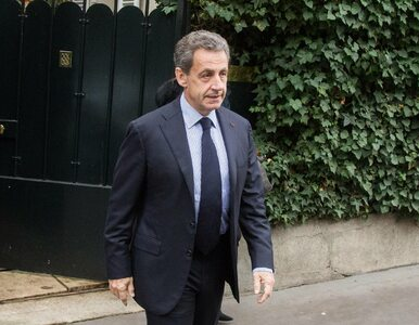 Nicolas Sarkozy aresztowany. Dostał od Kaddafiego 50 mln euro?
