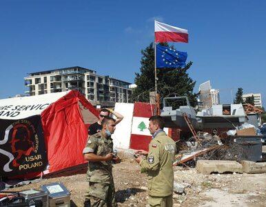 Wybuch w Bejrucie. Władze oszacowały straty. Prezydent twierdzi, że to...
