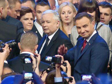 Sondaż: Kto decyduje o losach kraju? Kaczyński 7 razy ważniejszy od...