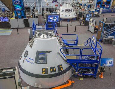Pierwszy lot załogowej kapsuły kosmicznej Boeinga. Zobacz relację na żywo