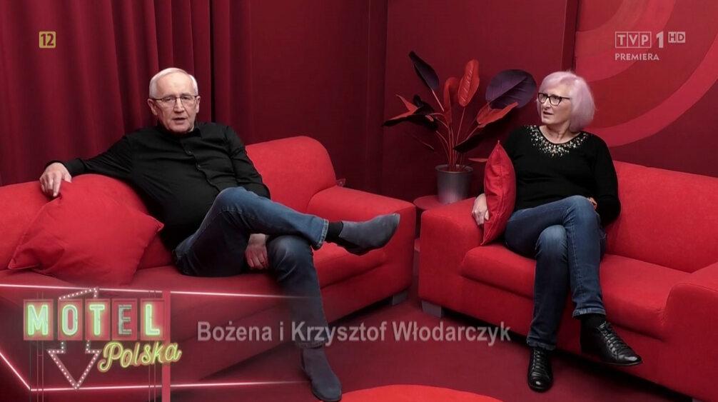 """Screen z programu """"Motel Polska"""""""