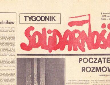 Kierowali nim Mazowiecki czy Kaczyński. 40 lat od pierwszego numeru...