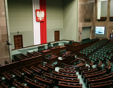 Sejm wznowi obrady o 21:00. Zaplanowano prace nad utworzeniem...
