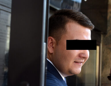 Bartłomiej M. oskarżony o sprzedaż wódki bez zezwolenia. Chodzi o...