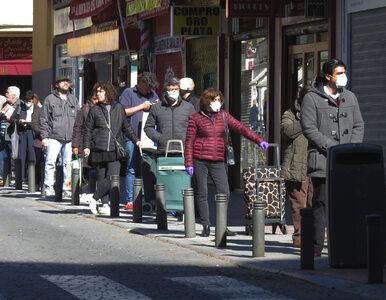 W Hiszpanii padł rekord. Ponad 14 tys. nowych zakażeń koronawirusem w dobę