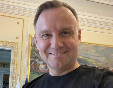 """Andrzej Duda o kulisach powstania zdjęcia. """"Żona dziś przyszła do mnie i..."""