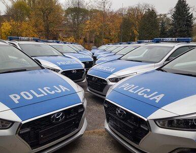 Setki nowych radiowozów dla policji. Tym razem to nie Ceedy
