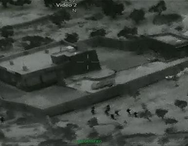 Tak to wyglądało! USA publikują nagranie z ataku na kryjówkę Baghdadiego