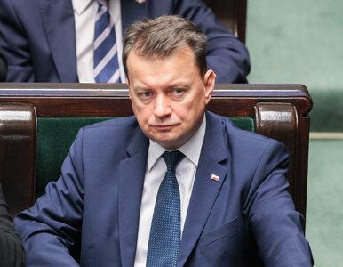 Błaszczak: Jednym z prominentnych obrońców WSI był Bronisław Komorowski