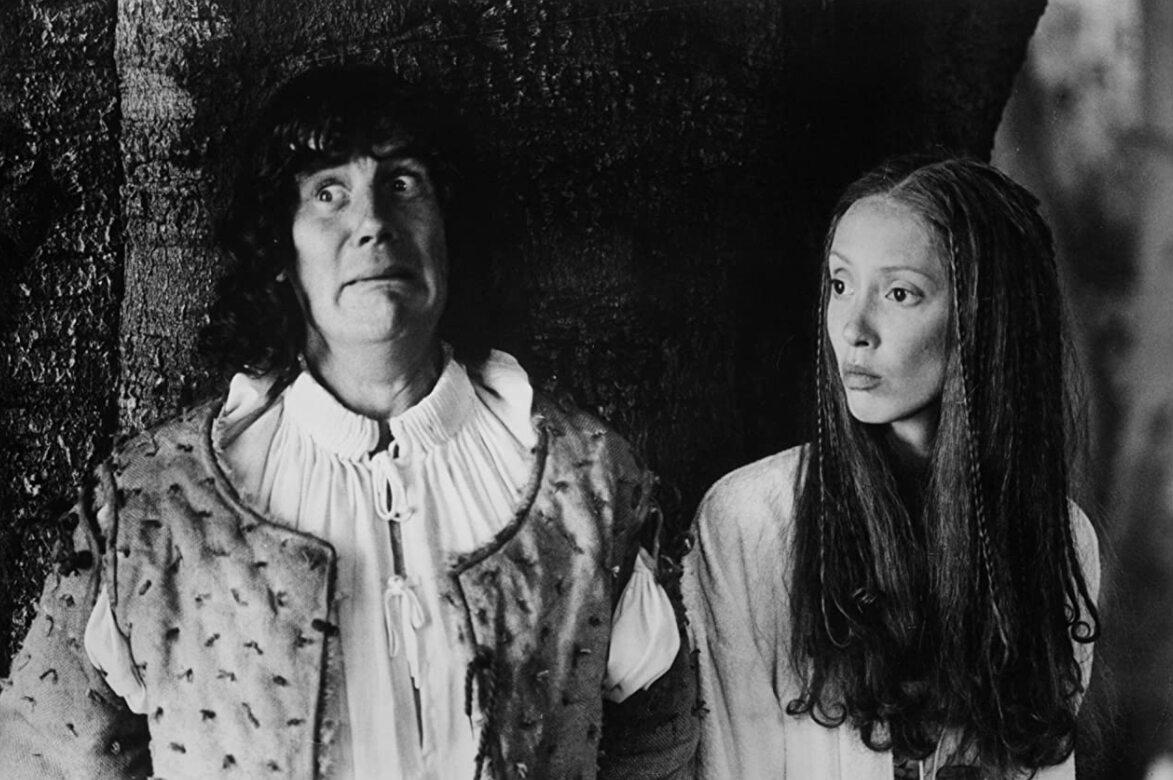 "Shelley Duvall w filmie ""Bandyci czasu"" (1981)"