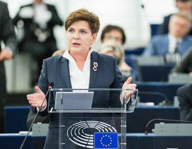 Najnowszy sondaż: Rośnie poparcie dla rządu i premier Szydło