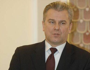 Grabarczyk: lider w PO jest jeden. To Tusk