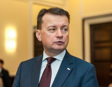 Mariusz Błaszczak uzasadnia obniżanie emerytur esbekom