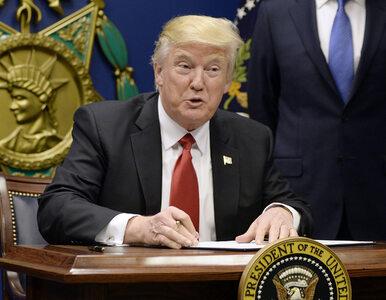 Trump autoryzował pierwszą operację wojskową. Zginęło co najmniej 14...