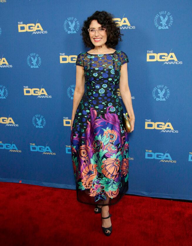 Lisa Edelstein w 2019 roku