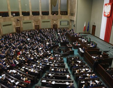 Znamy wicemarszałków Sejmu. Posłowie podjęli decyzję