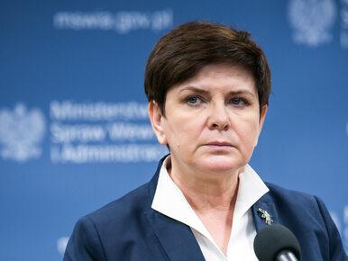 """""""Terroryzm znów dosięgnął niewinnych"""". Premier Szydło o zamachu w..."""