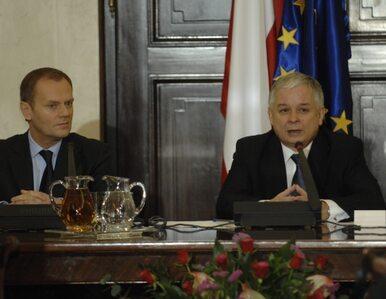 Polacy nieufni wobec Kaczyńskiego i Tuska
