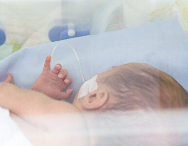 Pierwsza na świecie chemioterapia wewnątrzotrzewnowa u niemowlęcia...