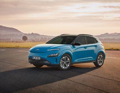 Odmieniony elektryczny Hyundai Kona. Wyszło mu na lepsze