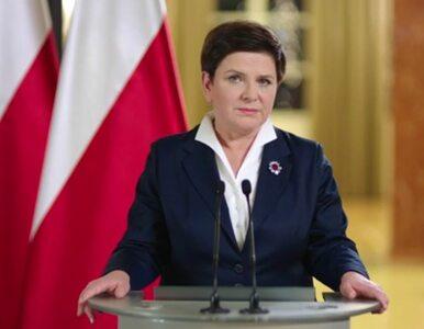 Po chaosie w Sejmie, nadano specjalne orędzie Szydło. Podsumowała...