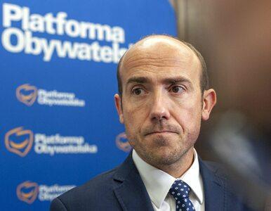 Borys Budka szefem klubu parlamentarnego Koalicji Obywatelskiej