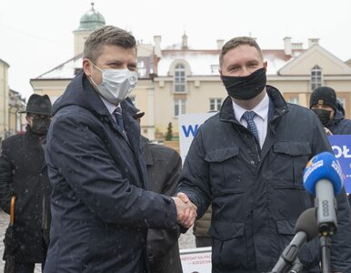 Porozumienie dogadało się z Solidarną Polską. Warchoł z poparciem...