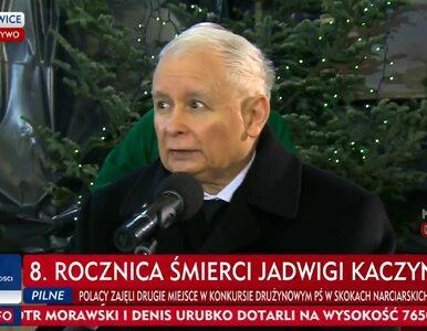 Msza św. w intencji matki Jarosława Kaczyńskiego. Policja zajęła stanowisko