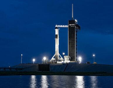 Przywództwo, nadzieja, szczodrość i dobrobyt lecą na orbitę. SpaceX...