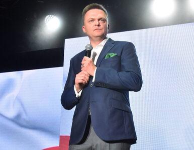 SN zdecydował ws. skargi komitetu Hołowni dotyczącej sprawozdania...
