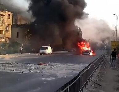 """""""Bitwa o Damaszek to odpowiedź na spisek Rosji i Iranu"""""""
