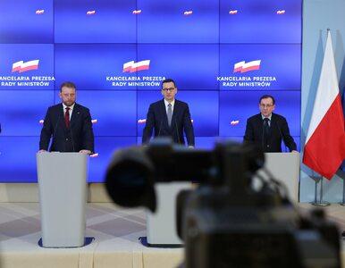 Mateusz Morawiecki: Podjęliśmy decyzję o odwołaniu imprez masowych