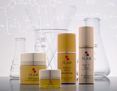 Luksusowa pielęgnacja skóry prosto z laboratorium. Marka 3LAB nareszcie...