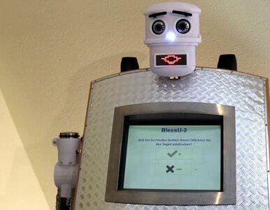 Robot błogosławi wiernych. Niemcy chcą debaty o przyszłości wiary i...