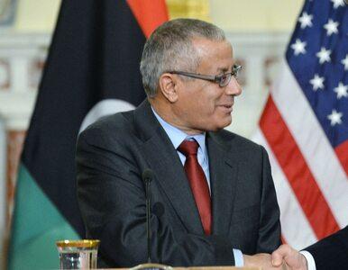 Premier Libii został porwany