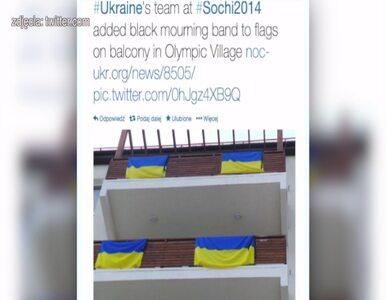 Ukraińscy sportowcy opuszczą igrzyska w Soczi