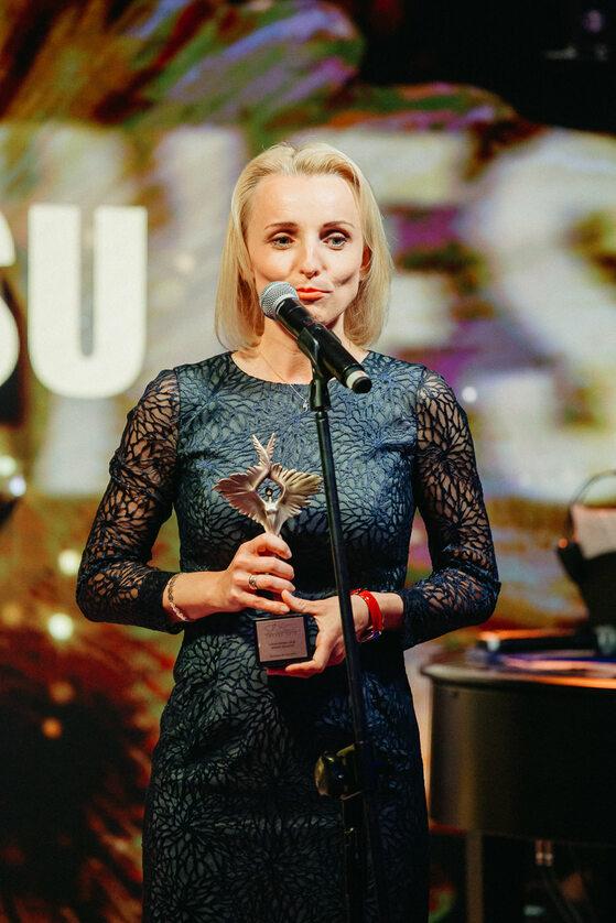 Joanna Seklecka, laureatka nagrody ShEO Awards