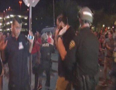 USA: Studenci grali, skończyło się burdami. Są aresztowani