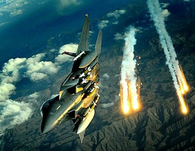 Syryjskie lotnictwo zbombardowało Irak. Zginęło 57 cywilów