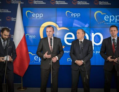Szef EPL: Moja obecność w Warszawie, to jasny sygnał, że należy walczyć...