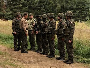 Polska armia się zbroi. MON ogłosił przetarg na 300 mobilnych ołtarzy