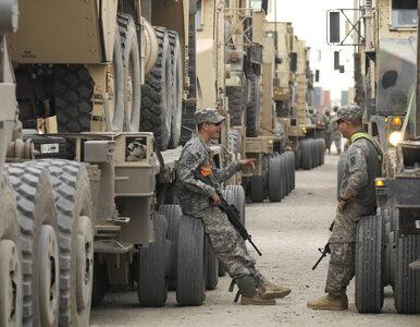 """Amerykański tygodnik krytykuje Merkel. """"Czas przenieść wojska USA z..."""