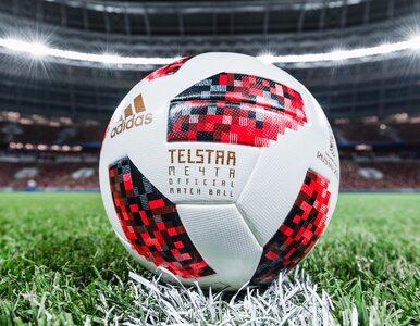 Nowa piłka na mundialu w Rosji. Specjalnie na fazę pucharową